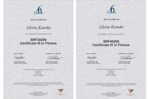 Certificate III & IV in Fitness