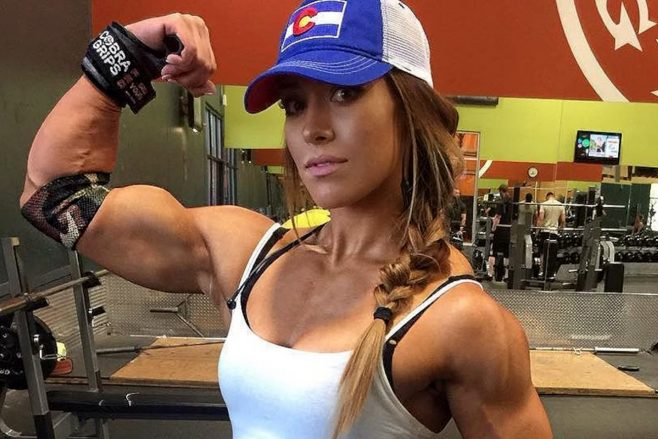 Alpha Fitness Chick