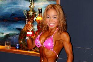 Gloria Kaneko - 3rd Place
