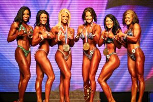 Competition Tanning
